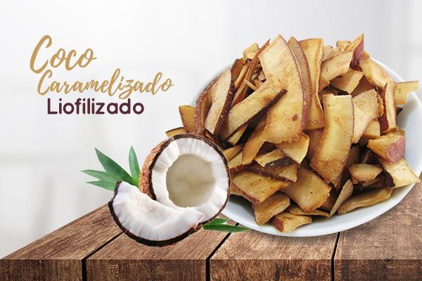 Coco Caramelizado